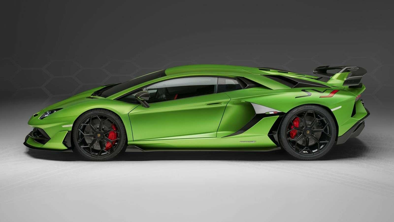 Lamborghini представила самый быстрый суперкар всвоей истории— фото 898573