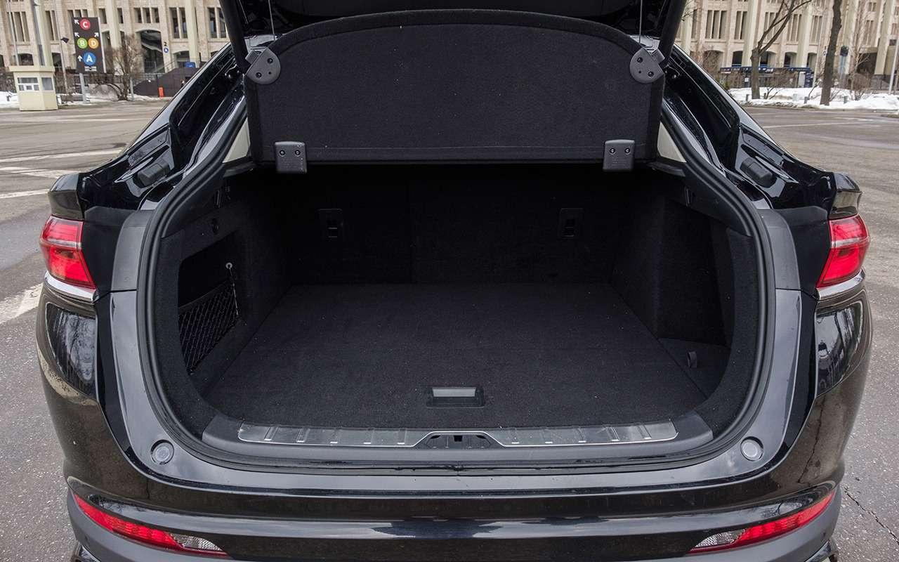 Китайский кроссовер— нанего заглядываются владельцы BMW. Вчем подвох?— фото 1263506