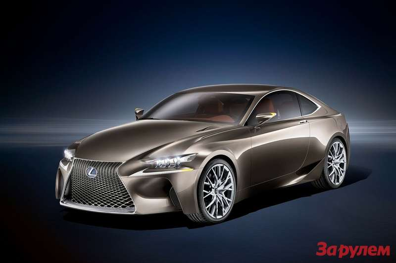 Lexus LFCCConcept 2012 1600x1200 wallpaper 01