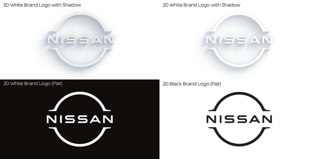 Nissan изменил логотип. Теперь он«тонкий илегкий»— фото 1145169