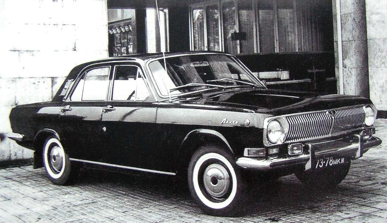 В гараже ушпионов: секретные автомобили СССР— фото 834138