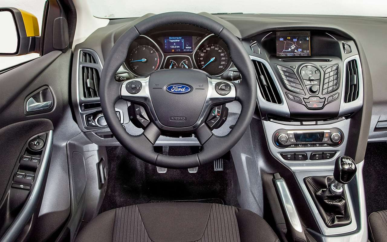 Ford Focus 3на вторичке: все его косяки— фото 887357
