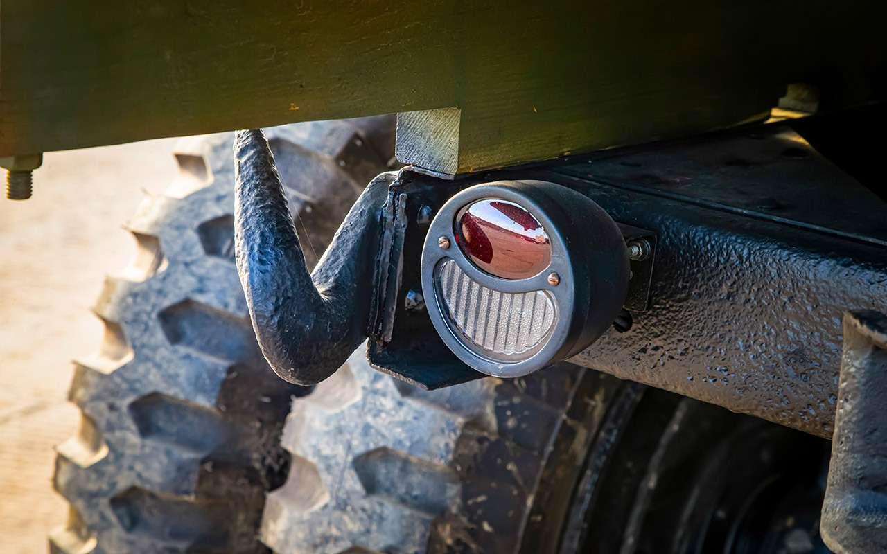 Машины Победы: ретротест настоящих фронтовых грузовиков— фото 1121600