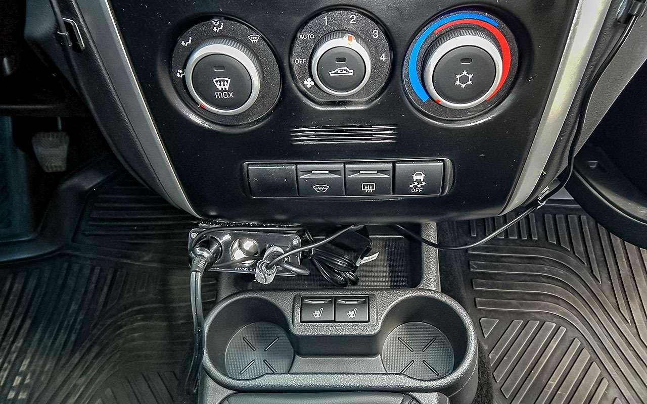 Заголавлем ищукой: рыболовный Datsun mi-DO глазами спиннингиста— фото 894071