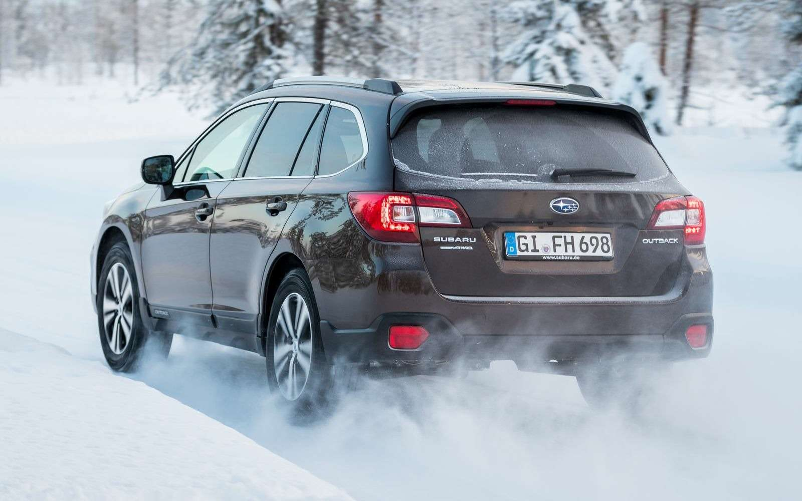 Кросс-универсал Subaru Outback не подорожал после обновления— фото 855717