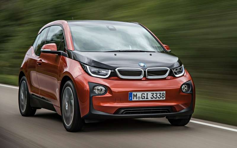 BMWпродлит жизнь электрическому хэтчбеку i3