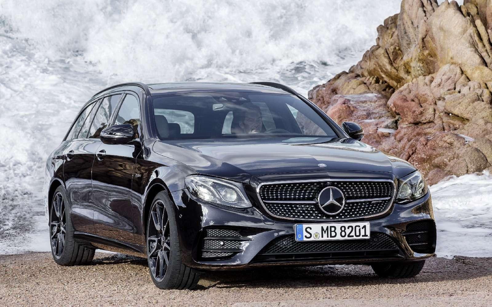 Новый универсал Mercedes-Benz Е-класса: шестой, юбилейный— фото 595693