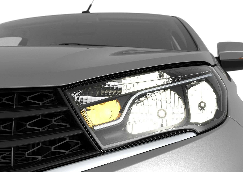 Президент АВТОВАЗа назвал диапазон цен стартовой версии Lada Vesta— фото 391888