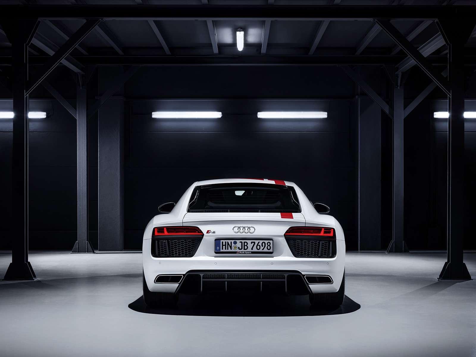 Audi показала свою первую заднеприводную модель— фото 793565