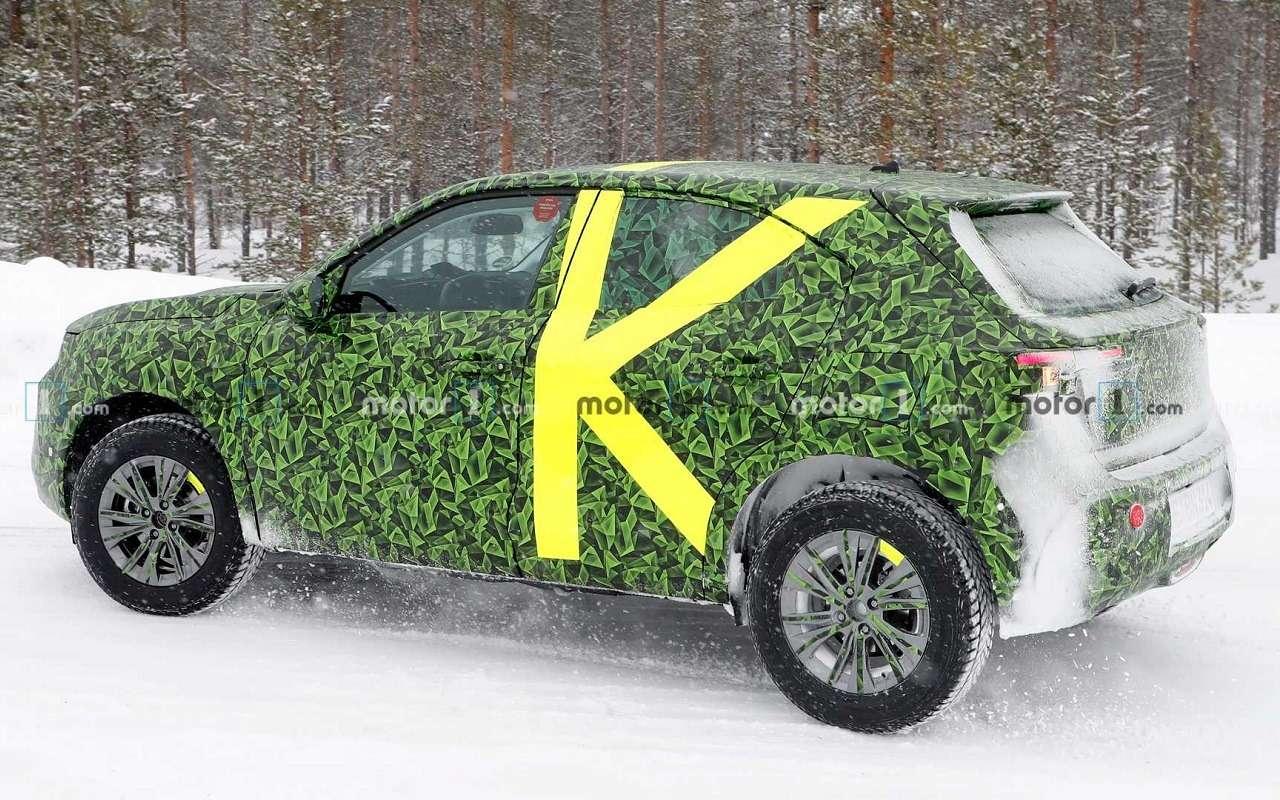 Опубликовано первое фото нового Opel Mokka— фото 1119024
