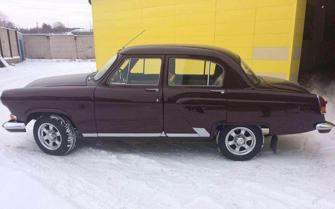 В Сети продают автомобиль Брежнева. Недорого— фото 940321