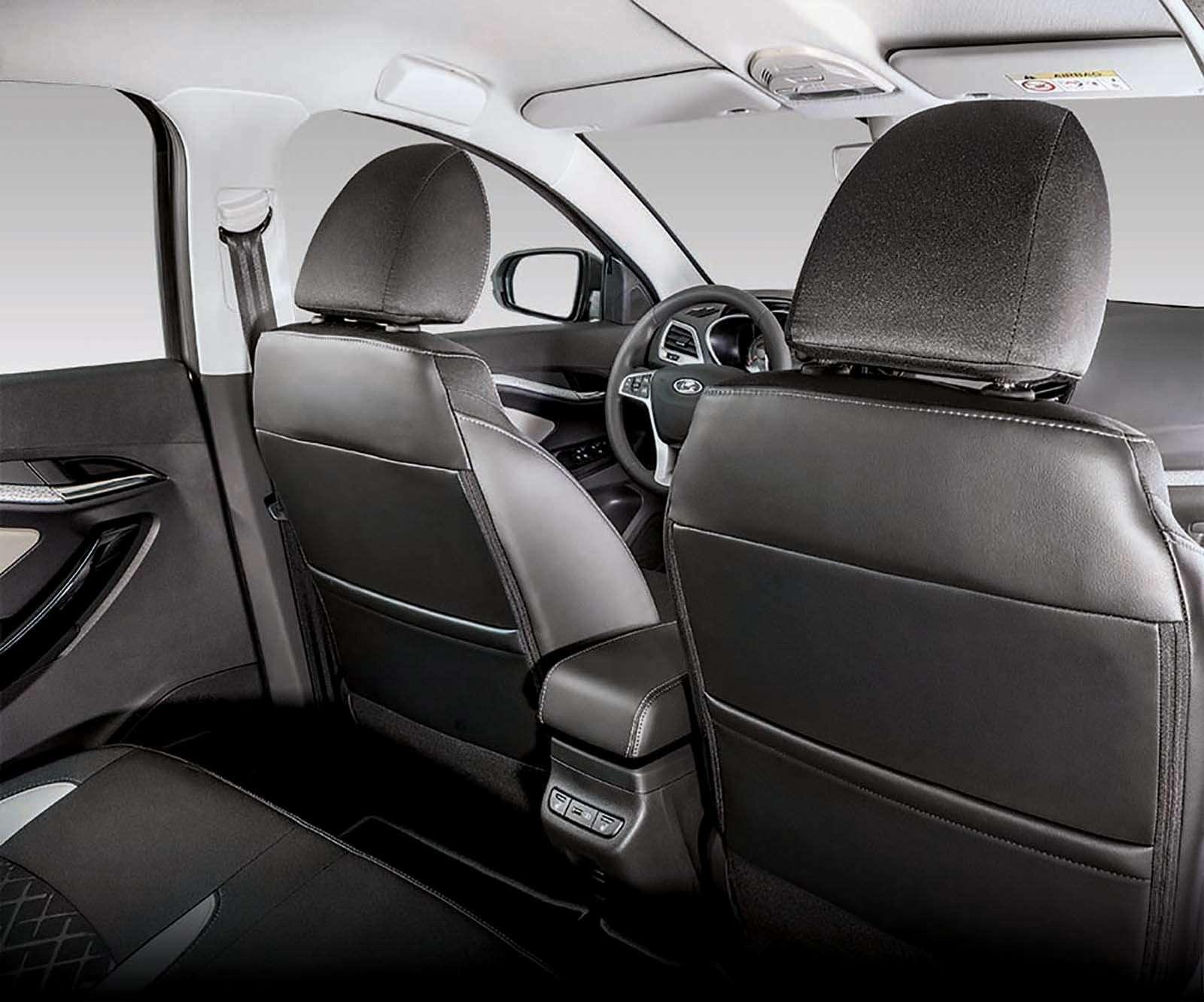 Седан Lada Vesta Cross: производство началось. Когда его ждать впродаже?— фото 863365