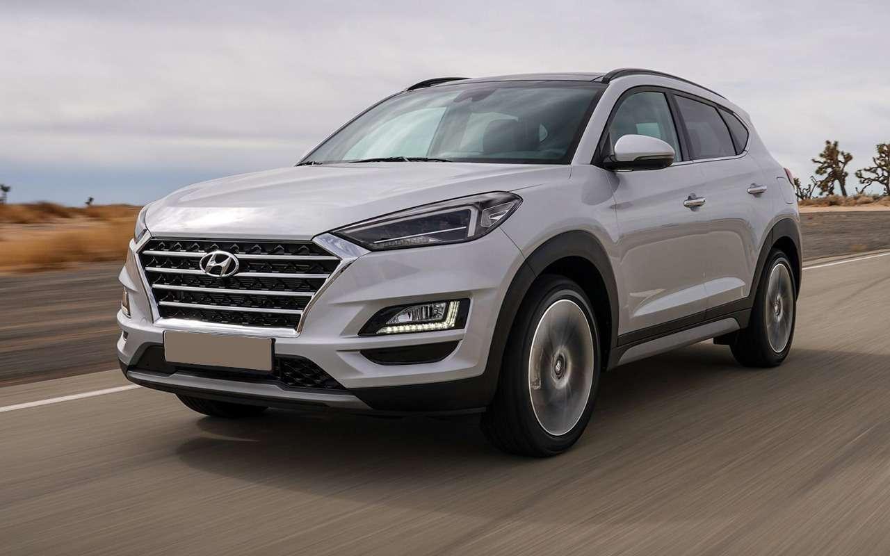 Всееще не верю, что онмой: честный отзыв владельца Hyundai Tucson— фото 975973