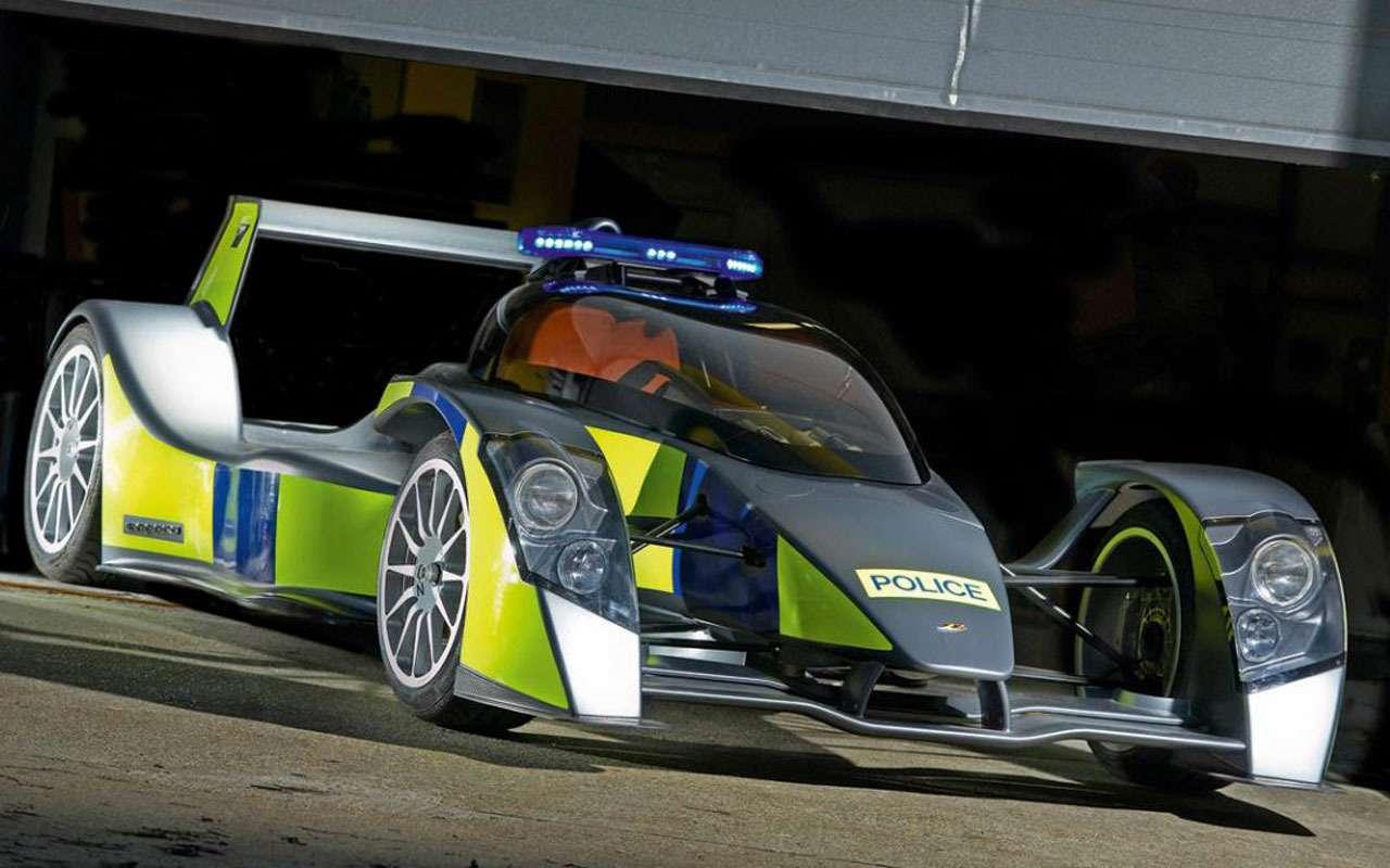 Топ-22 лучших ихудших полицейских автомобилей мира— фото 983536