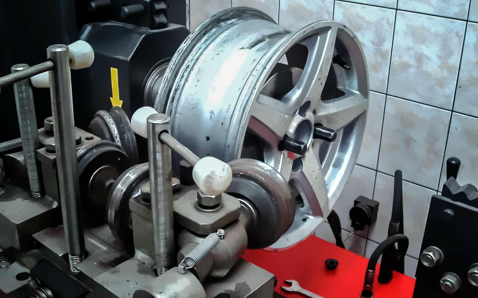 Накачка шин азотом иеще 7разводок нашиномонтаже— фото 800524