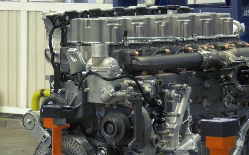 КАМАЗ начал испытания нового мотора мощностью свыше 700 л.с.