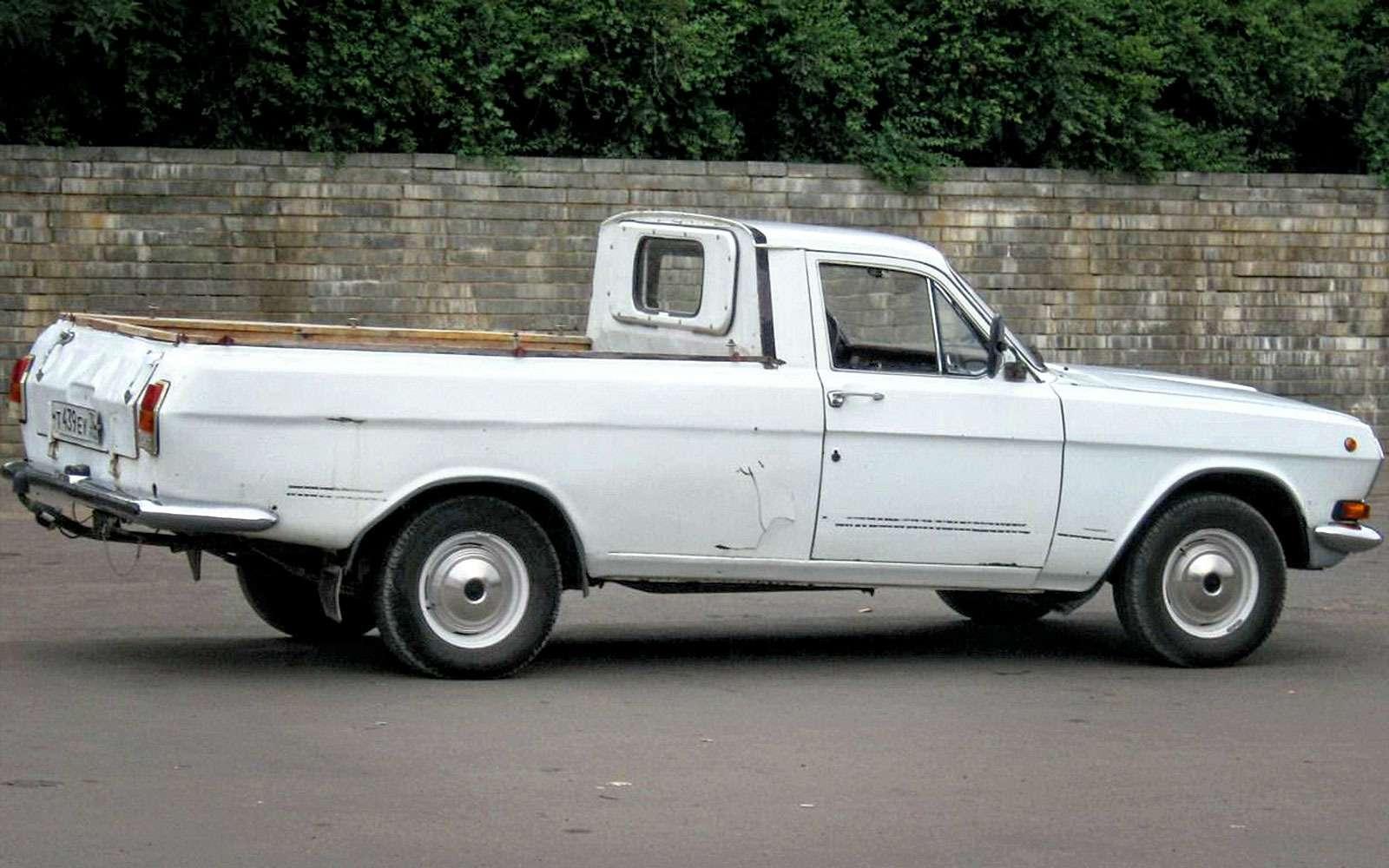 Пикап ГАЗ-24 Волга