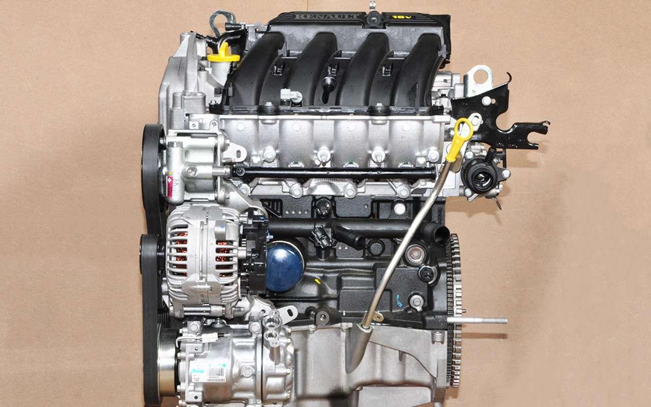 Всепроблемы двигателей Renault— экспертный разбор «Зарулем»— фото 966510