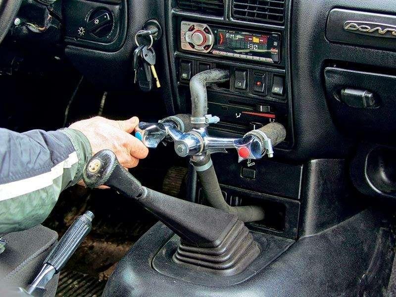 Доводим отопитель ГАЗ-31105: Холодно-горячо— фото 88664