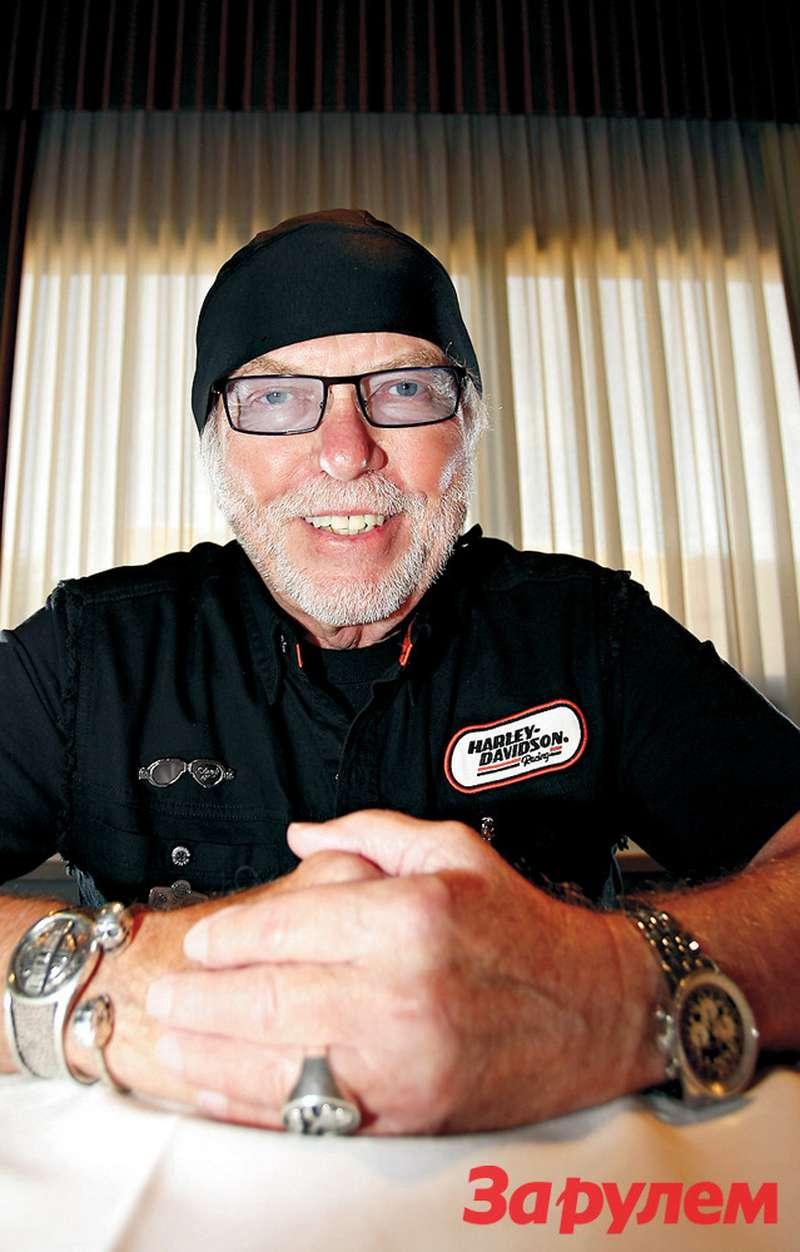 Davidson Willie G