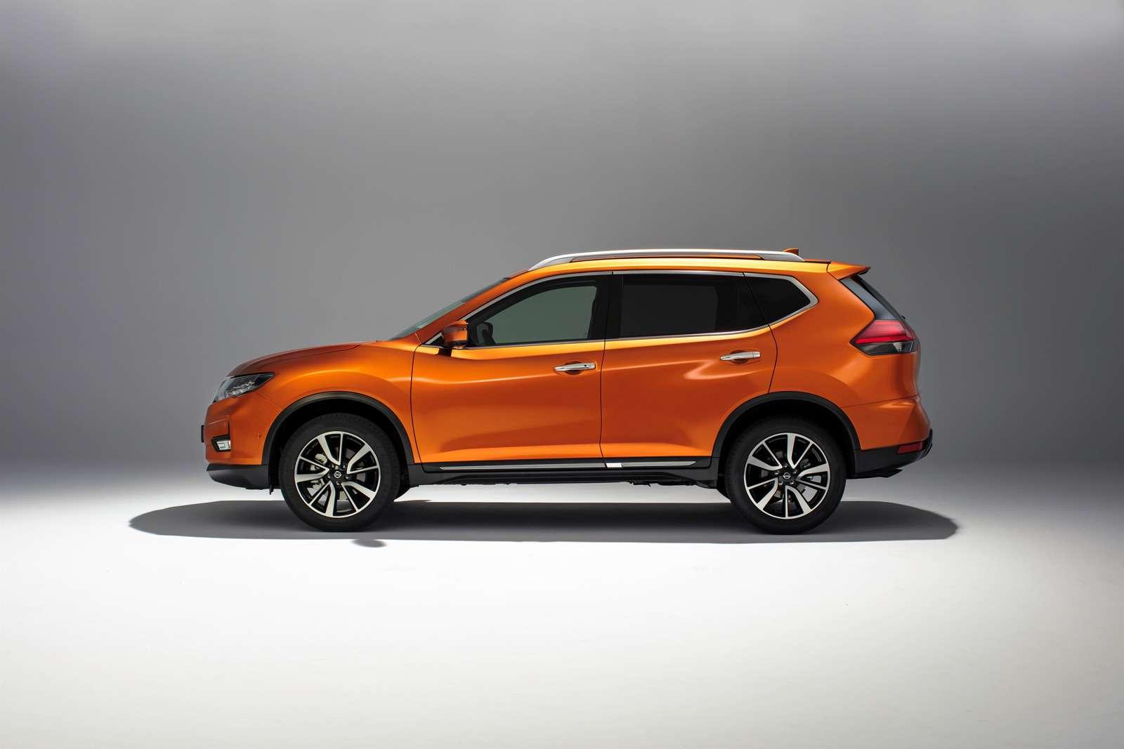 Обновленный Nissan X-Trail будут собирать вРоссии (однажды)— фото 760052