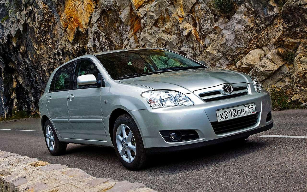 Авто за250-300 тысяч: самые достойные предложения— фото 1143443