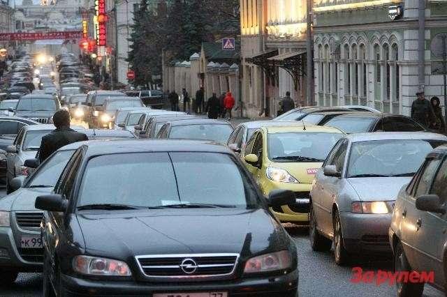 Московский трафик