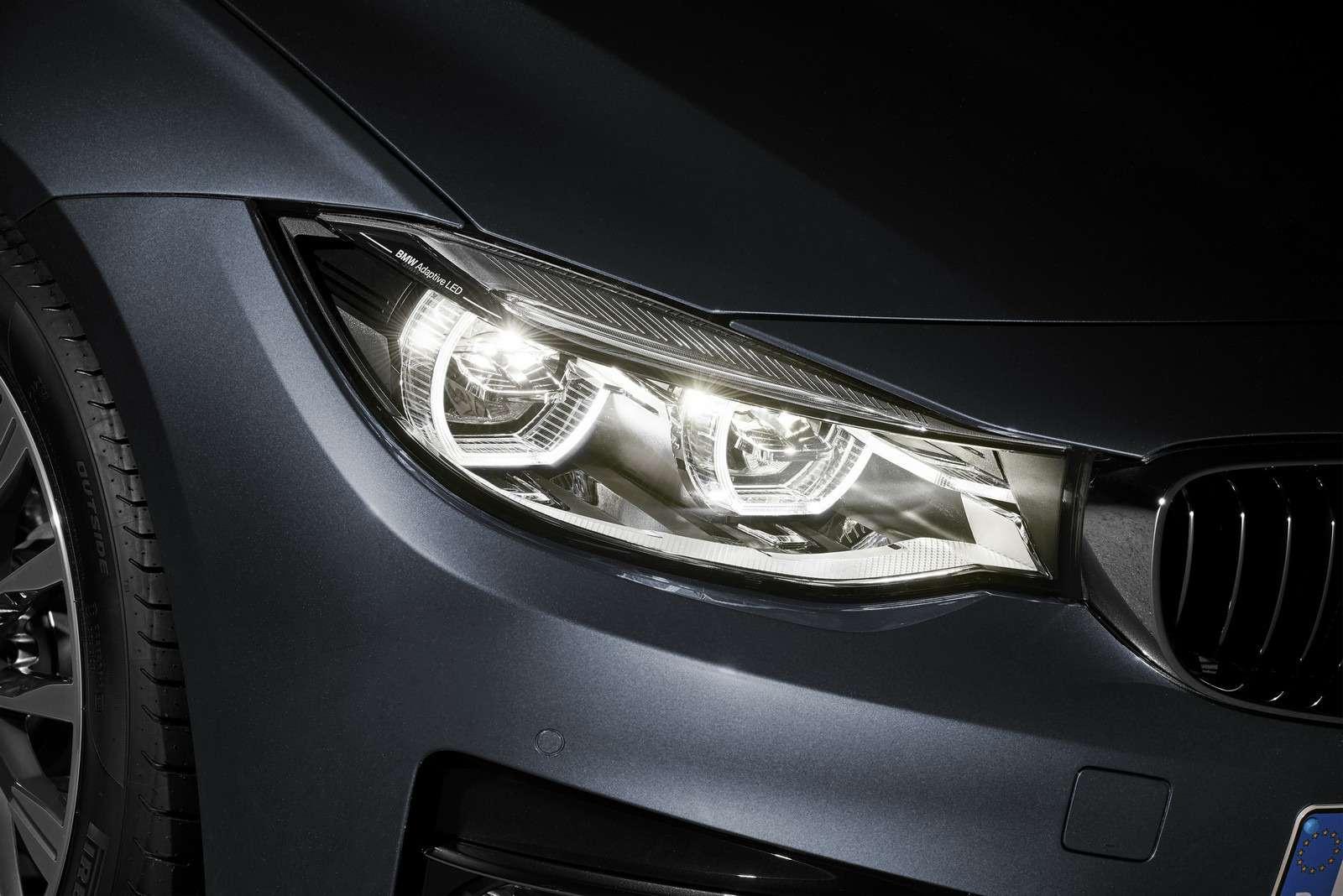 Обновленный BMW 3-й серии GT: урок эффективного менеджмента— фото 593854