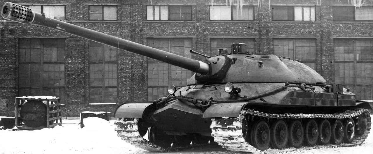 ИС-7: неизвестный советский танк-монстр— фото 960629