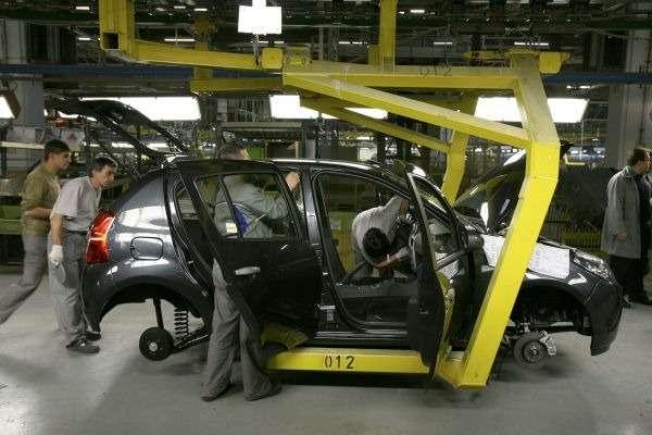 Будущие Dacia будут выпускать вМарокко