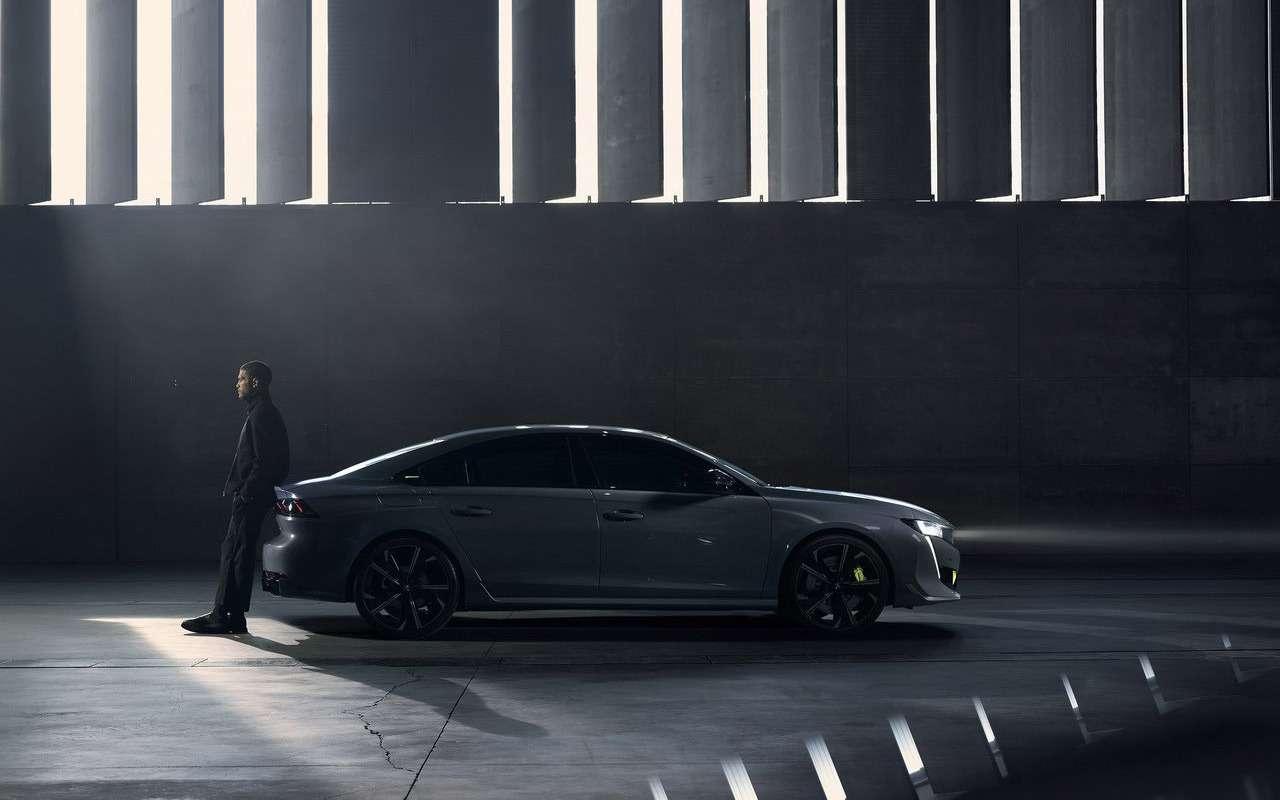 У Peugeot появился злющий боец— фото 951095
