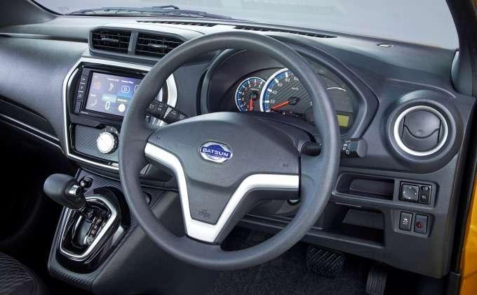 Datsun показал свой первый кроссовер: 200мм дорожного просвета!— фото 837086