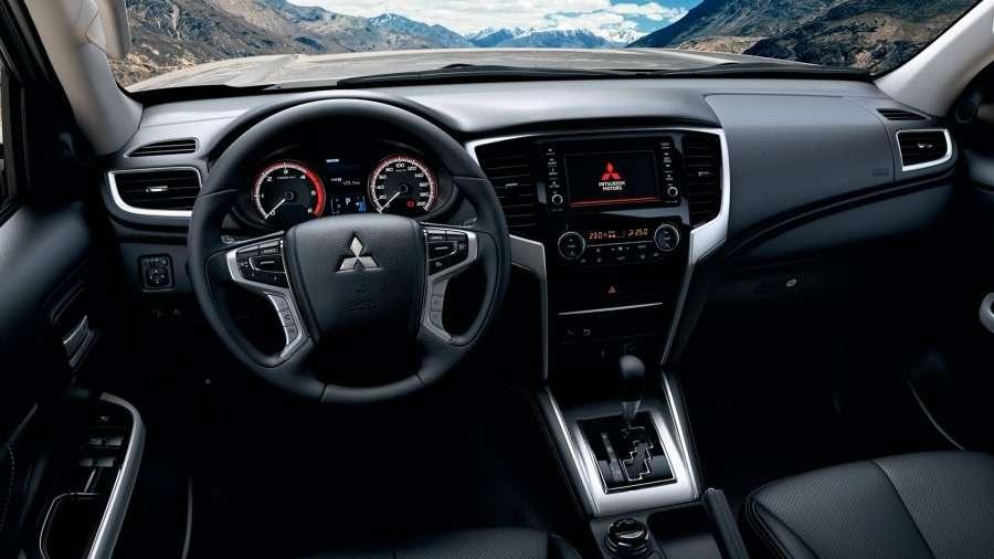 Пикапу Mitsubishi L200 обновили внешность иценник— фото 950985