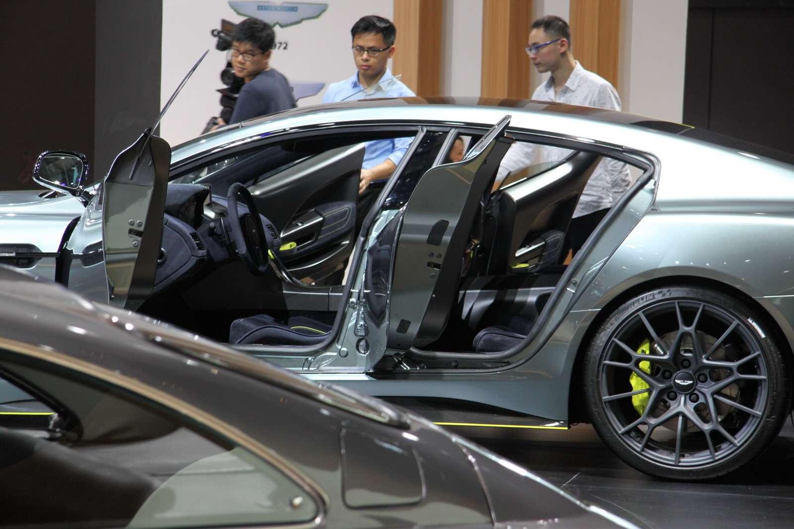 Новый Tiggo 5, будущая Camry идругие: онлайн-трансляция сШанхайского автосалона— фото 741480