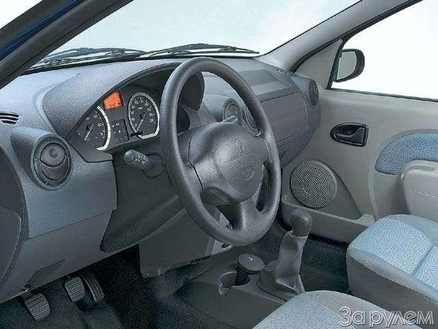 Renault Logan: МОСКОВСКИЙ ХИТ— фото 65927