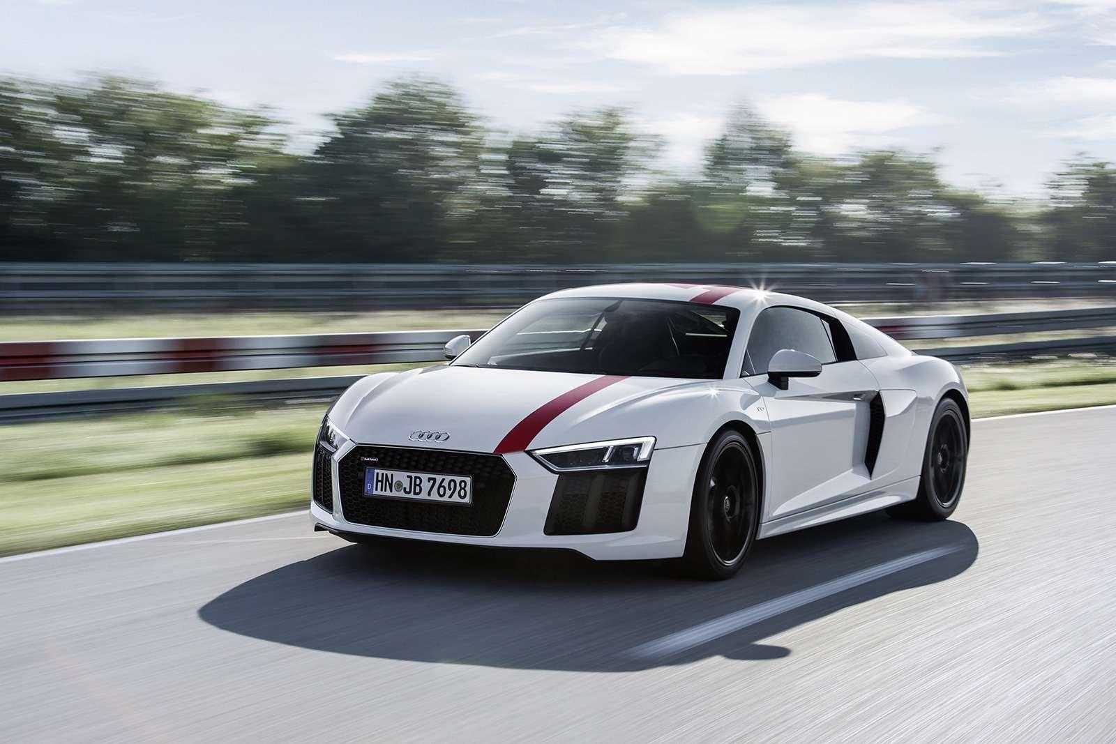Audi показала свою первую заднеприводную модель— фото 793566