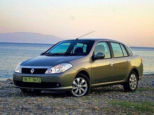 Презентация Renault Symbol: аизтретьего окна…— фото 89478