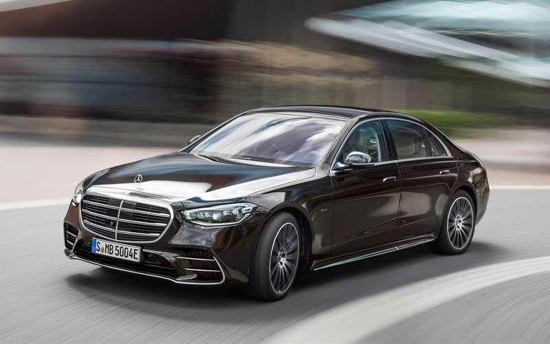 Mercedes-Benz S-класса: цены икомплектации