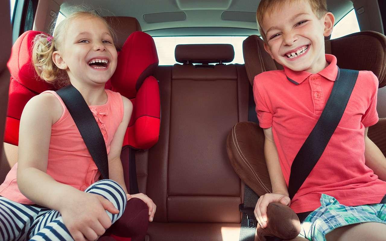 10способов развлечь ребенка (исебя) вдороге— фото 987711