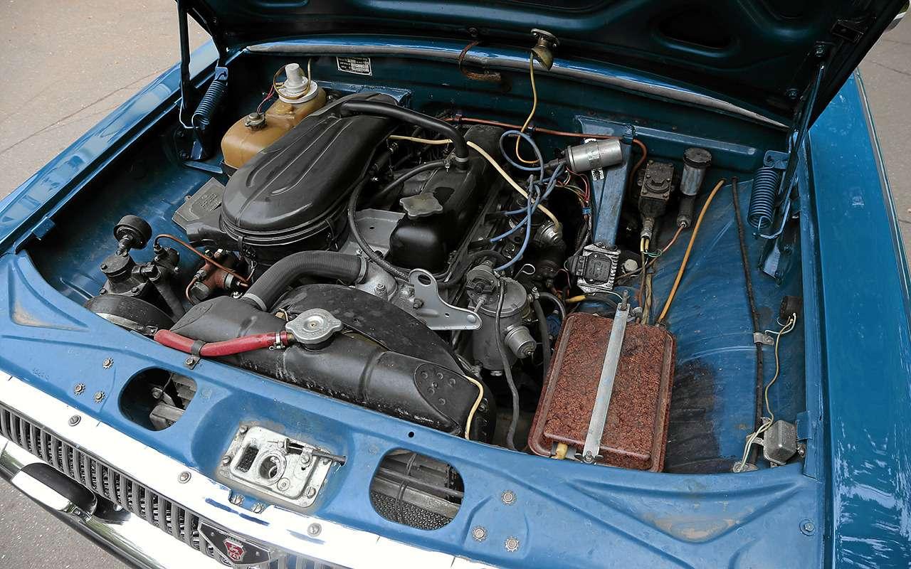 9 фактов оВолге ГАЗ-24, которых вынезнали— фото 1261356