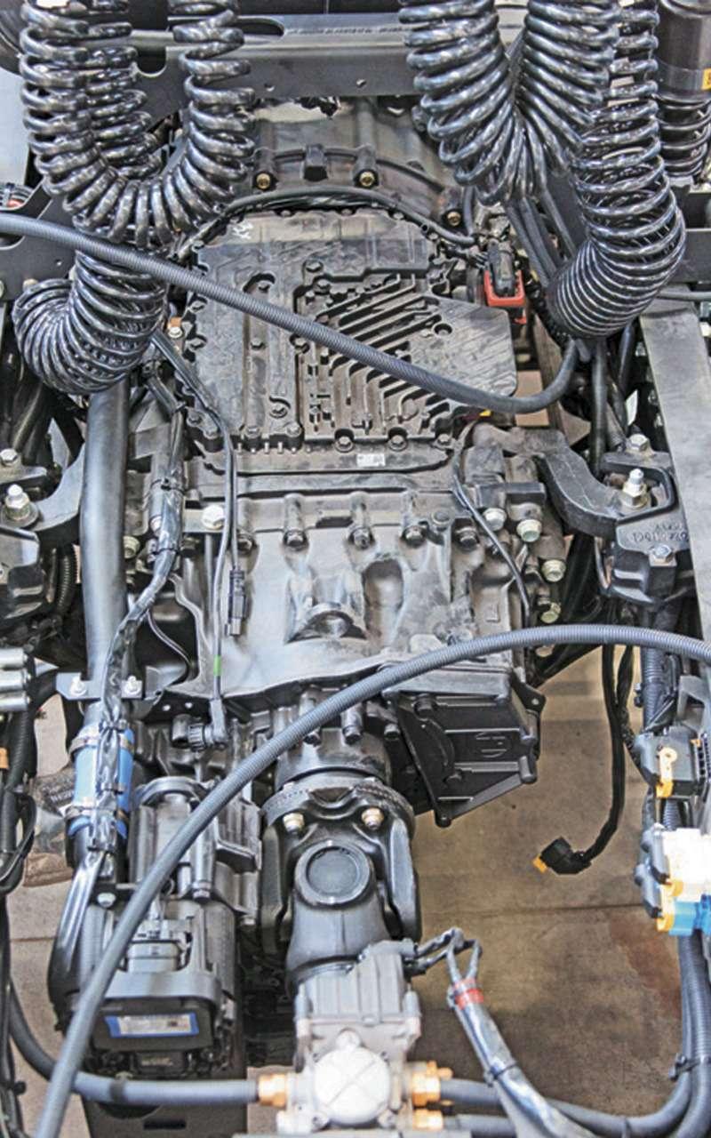 КАМАЗ пятого поколения— подробный обзор— фото 1254169