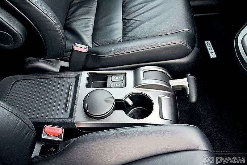 Тест Honda CR-V. Вверх потечению— фото 70537