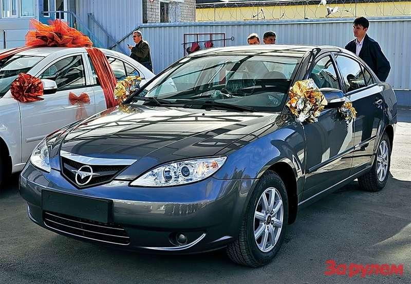 «Хайма-3» у нас продается пока не очень хорошо: автомобиль дорогой (400-600 тыс. руб.), а качество хромает.