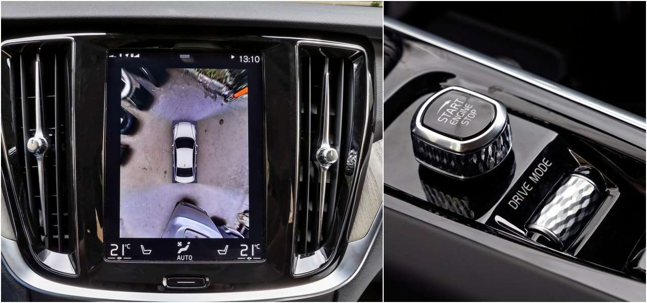 Новый Volvo S60: много плюсов и4минуса (несчитая цену)— фото 1005785
