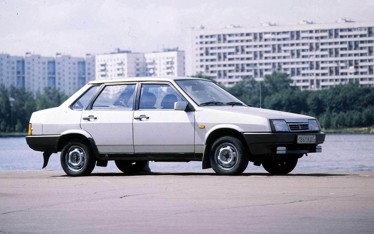 10самых быстрых автомобилей времен СССР— фото 892344