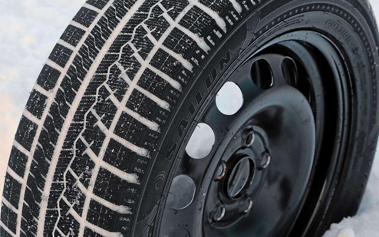 Большой тест зимних шин: выбор экспертов «Зарулем»— фото 1170280