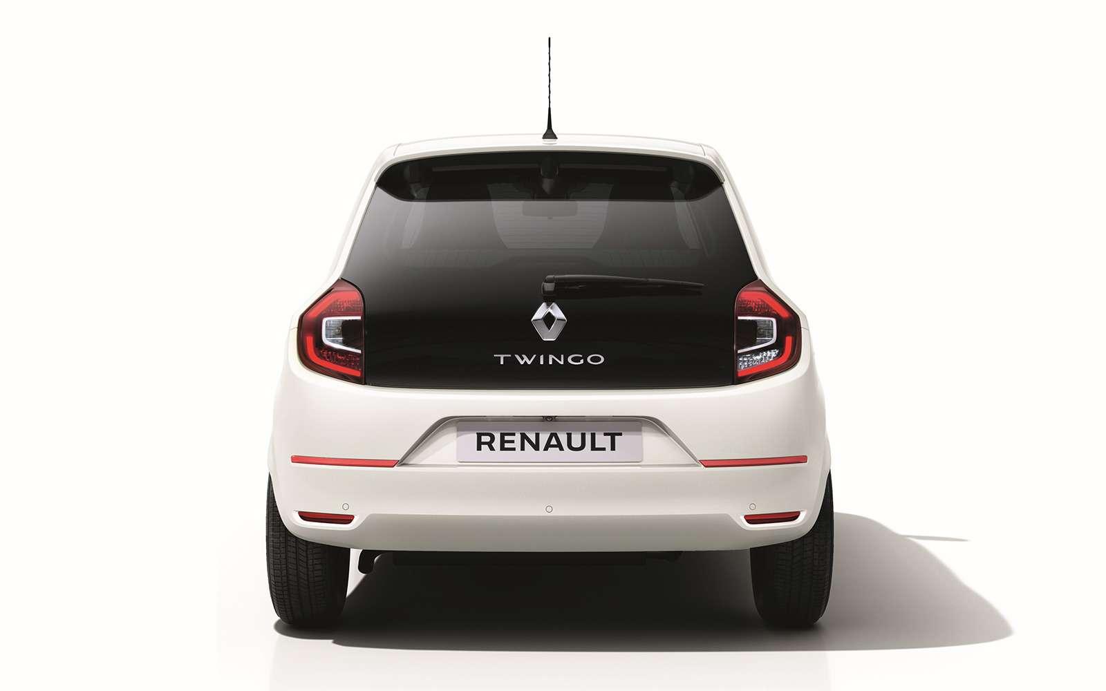 Самая маленькая модель Renault получила эксклюзивную версию— фото 944248