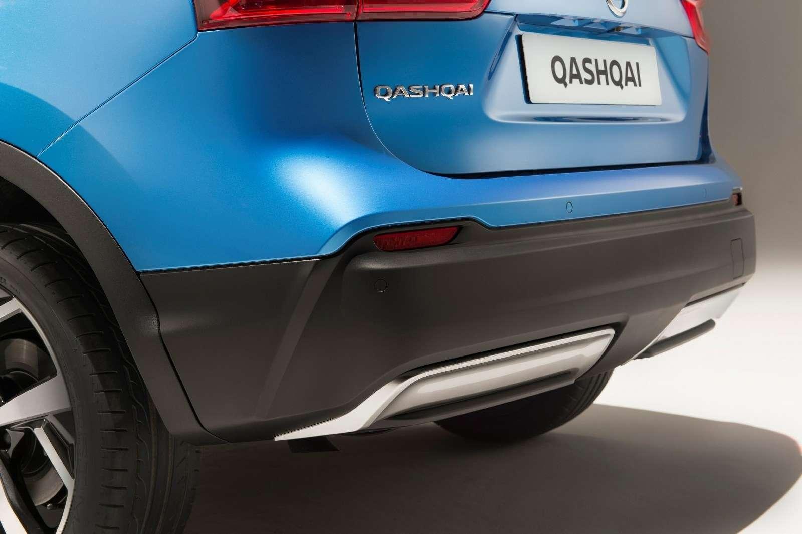 Обновленный Nissan Qashqai: европейский бестселлер самериканским лицом— фото 717713
