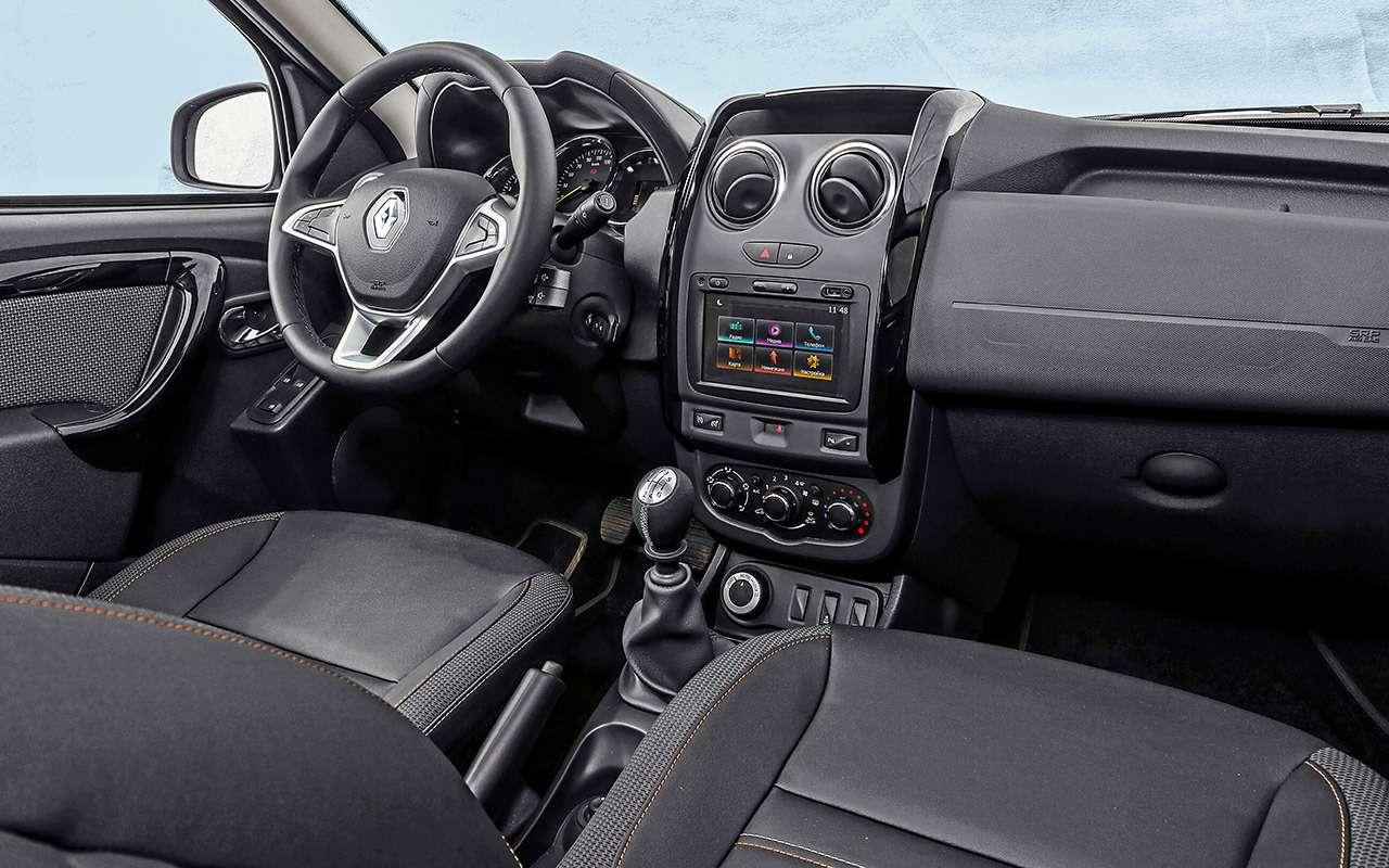 Renault Arkana, Duster, Kaptur: большой тест кроссоверов— фото 996218