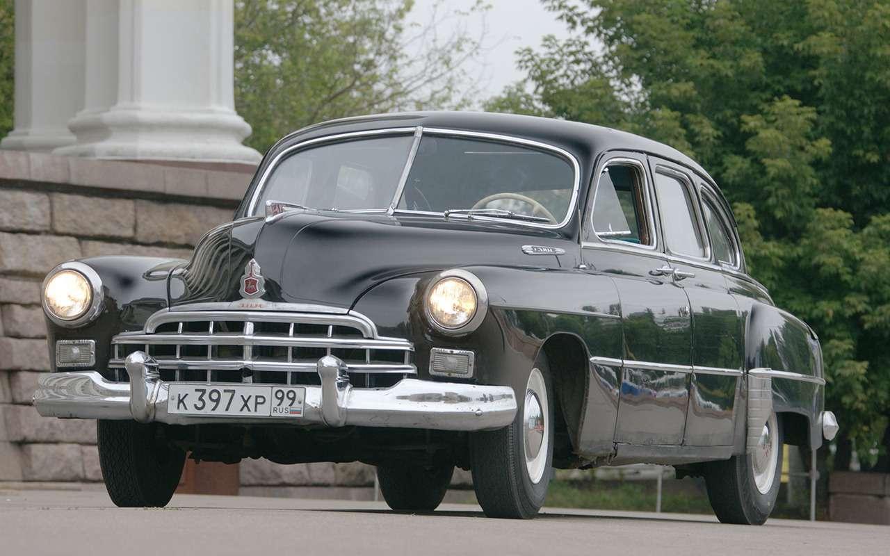100 миллионов! Топ-10 самых дорогих советских автомобилей - фото 1160226